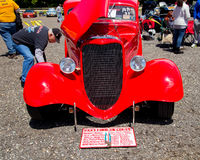 Vintage 1933 Ford Royalty Free Stock Photos