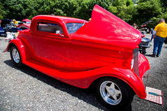 Vintage 1933 Ford Stock Photo
