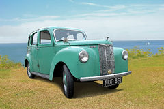 Vintage ford prefect car Royalty Free Stock Photography