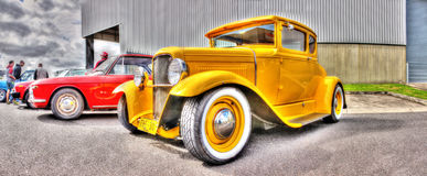1930 Vintage Ford Royalty Free Stock Image