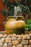 Vintage fountain Stock Image