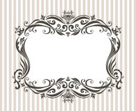 Vintage frame. Stock Photography