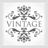 Vintage frame Royalty Free Stock Photography