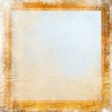 Vintage frame. Vintage paper texture with a frame for your next project royalty free stock images