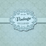 Vintage frame Royalty Free Stock Photos