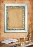 Vintage frame Stock Image