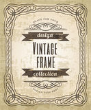 Vintage frame Royalty Free Stock Photo