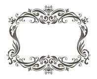 Vintage frame. Stock Image