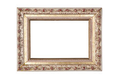 Vintage frame with blank space. Stock Photo