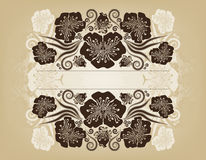 Vintage frame. Elegant. Beige. This image is a vector illustration and can be scaled to any size without loss of resolution. This image will download as a .eps stock illustration