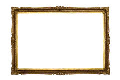 Vintage frame isolated Royalty Free Stock Photography