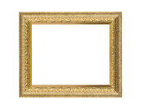 Vintage frame isolated Stock Images