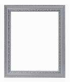 Vintage frame isolated on the white background Royalty Free Stock Photo