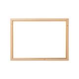 Vintage frame isolated on white background Royalty Free Stock Photos