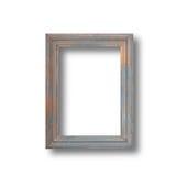 Vintage frame isolated on white background Royalty Free Stock Image