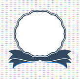 Vintage Frame and Modern Label. Web Design Vector Stock Photo