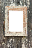 Vintage frame for photo Royalty Free Stock Image