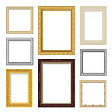 Vintage Frame Set Royalty Free Stock Image