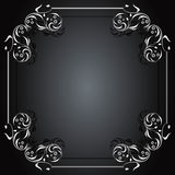 Vintage frame for text Royalty Free Stock Photo