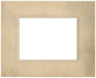 Vintage frame 1910 Royalty Free Stock Photography