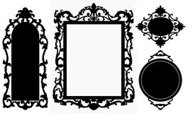 Vintage frame. Vector Royalty Free Stock Photography
