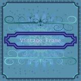 Vintage Frame stock photos