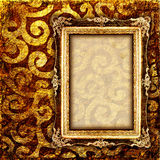 Vintage framed background Royalty Free Stock Photography