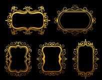 Vintage frames vector illustration