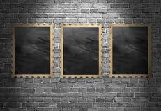 Vintage frames Stock Images