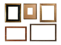 Vintage Frames Collection Royalty Free Stock Photo