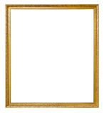 Vintage frames isolate. Use for picture frame Royalty Free Stock Photos