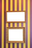 Vintage frames Royalty Free Stock Photo