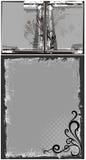 Vintage Frames Vectors Royalty Free Stock Image