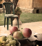Vintage Fruits, Lebanon Royalty Free Stock Photo