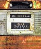 Vintage Fuel Pump Stock Images