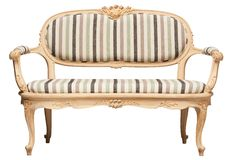 Vintage furniture Royalty Free Stock Photos