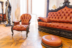 Vintage furniture Royalty Free Stock Images