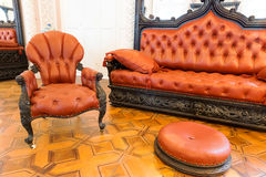 Vintage furniture Royalty Free Stock Photos