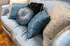 Vintage furniture sofa Stock Images