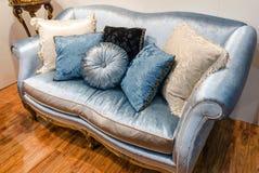 Vintage furniture sofa Stock Image