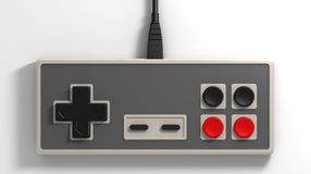 Vintage Gaming Controller Royalty Free Stock Image