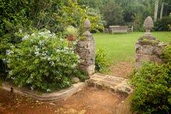 Vintage Garden Stock Photo