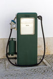 Vintage gas pump Stock Image