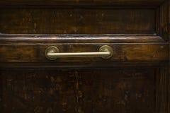 Vintage gate latch Stock Photography