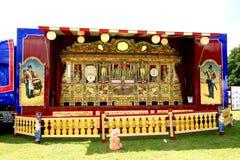 Vintage 1889 Gavioli Fair Organ. Royalty Free Stock Photography