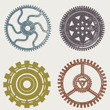 Vintage Gears Royalty Free Stock Photo