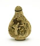 Vintage Geisha Genie Bottle Stock Photo