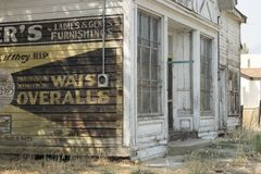 Free Vintage General Store Stock Photo - 125767000