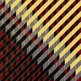 Vintage geometric  disco background Stock Image