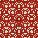 Vintage geometric seamless pattern, vector repeat background wit Royalty Free Stock Photos